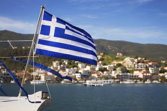 Grekland Båtluffa