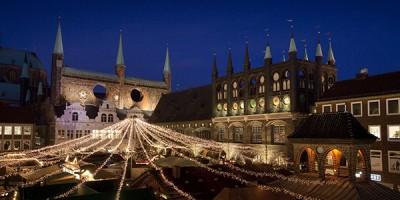Lübecks julmarknad